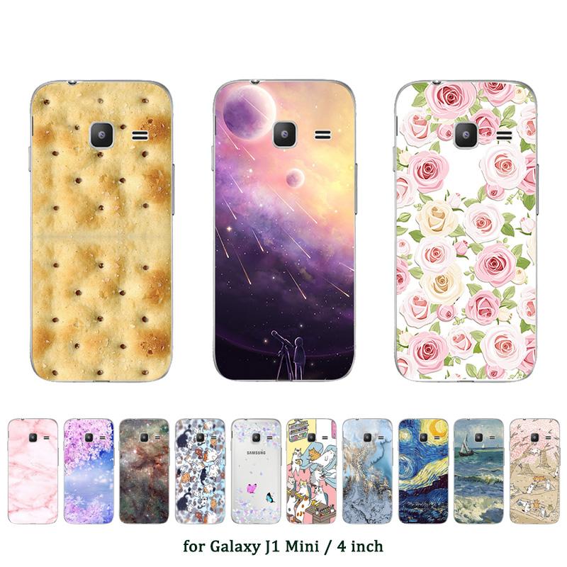 Bang Bang Good Source · Soft TPU Silicone Case For Samsung Galaxy J1 mini 2016 Back Cover Skins Marble