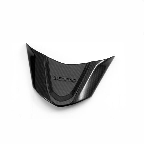 For Cadillac XT4 2018 2019 Carbon fiber look Steering ...