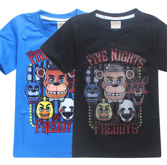 FIVE NIGHTS AT FREDDYS Boys FNAF T-Shirt