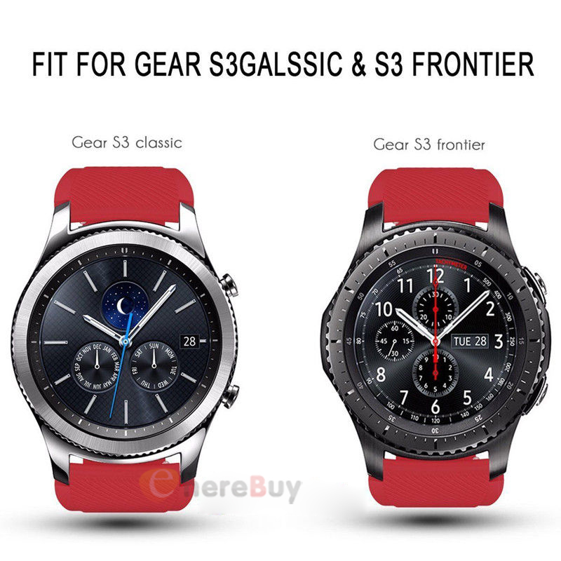 silicone watch band sport strap for fossil q founder. Black Bedroom Furniture Sets. Home Design Ideas