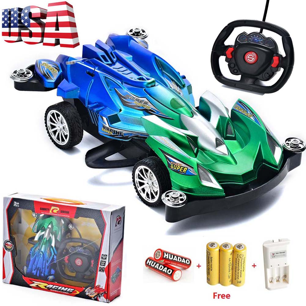 Toys for Boys Electric RC Car 2 3 4 5 6 7 8 9 10 Years Old Kids Birthday Gifts