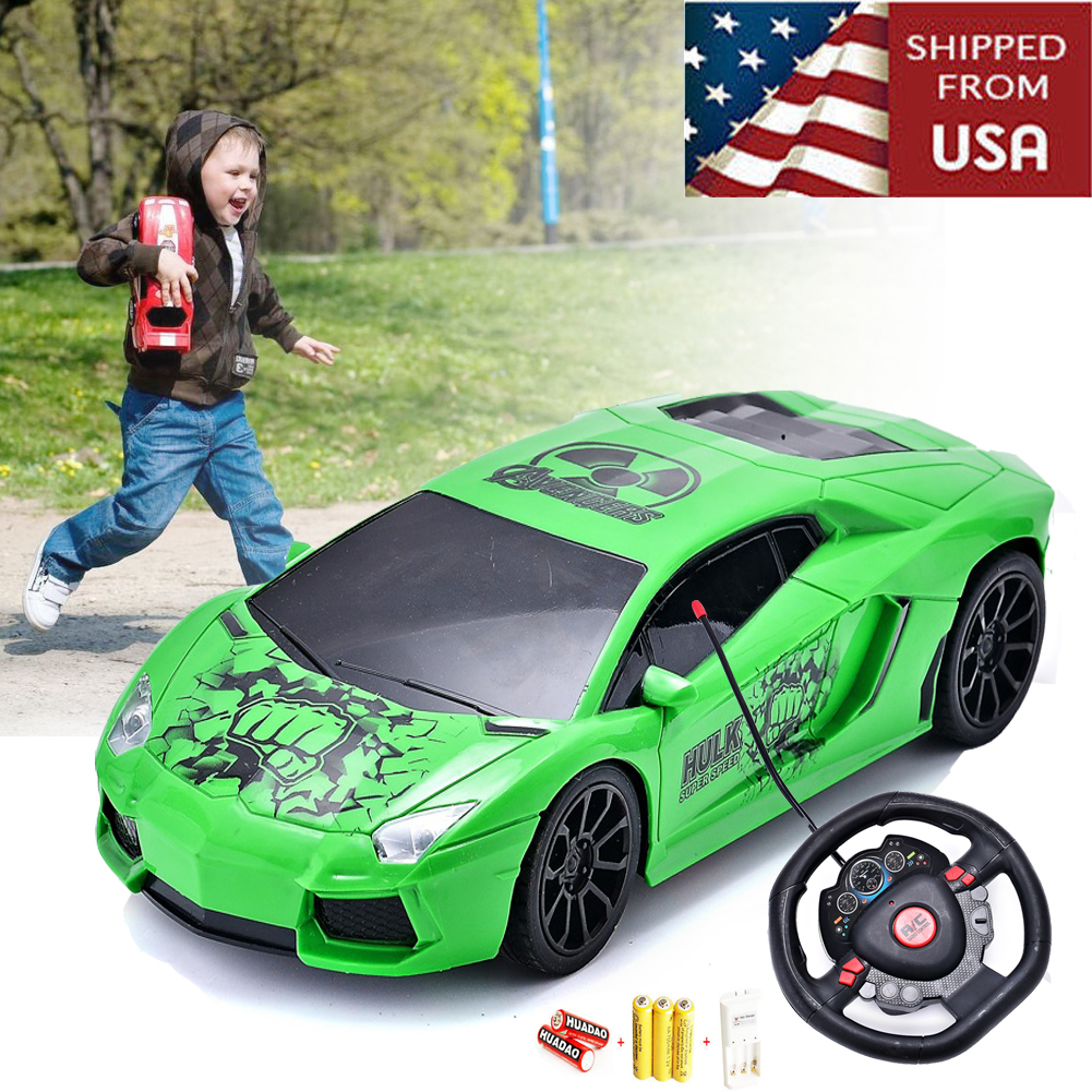Details About Toys For Kids Boys Remote Control RC Car Birthday Gift 2 3 4 5 6 7 8 9 Years Old