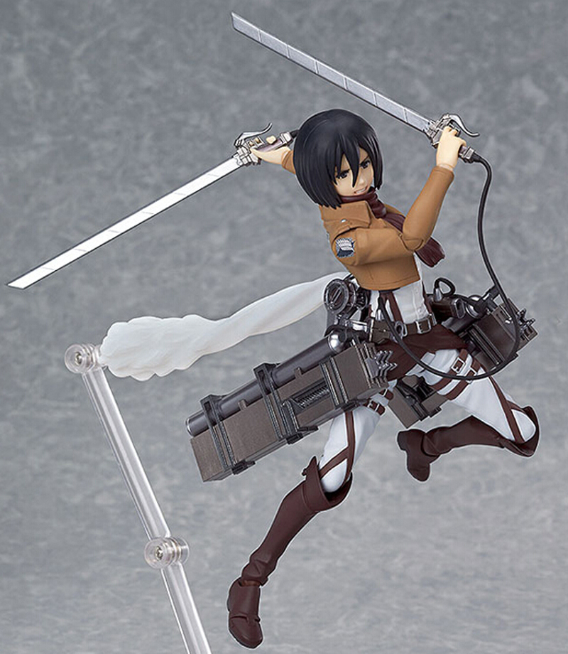 Attack On  Action Figure Shingeki No Kyojin  Ackerman Collection