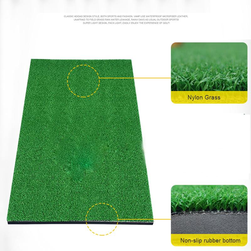 Golf Practice Mat Office Outdoor Driving Range Swing Golf ...