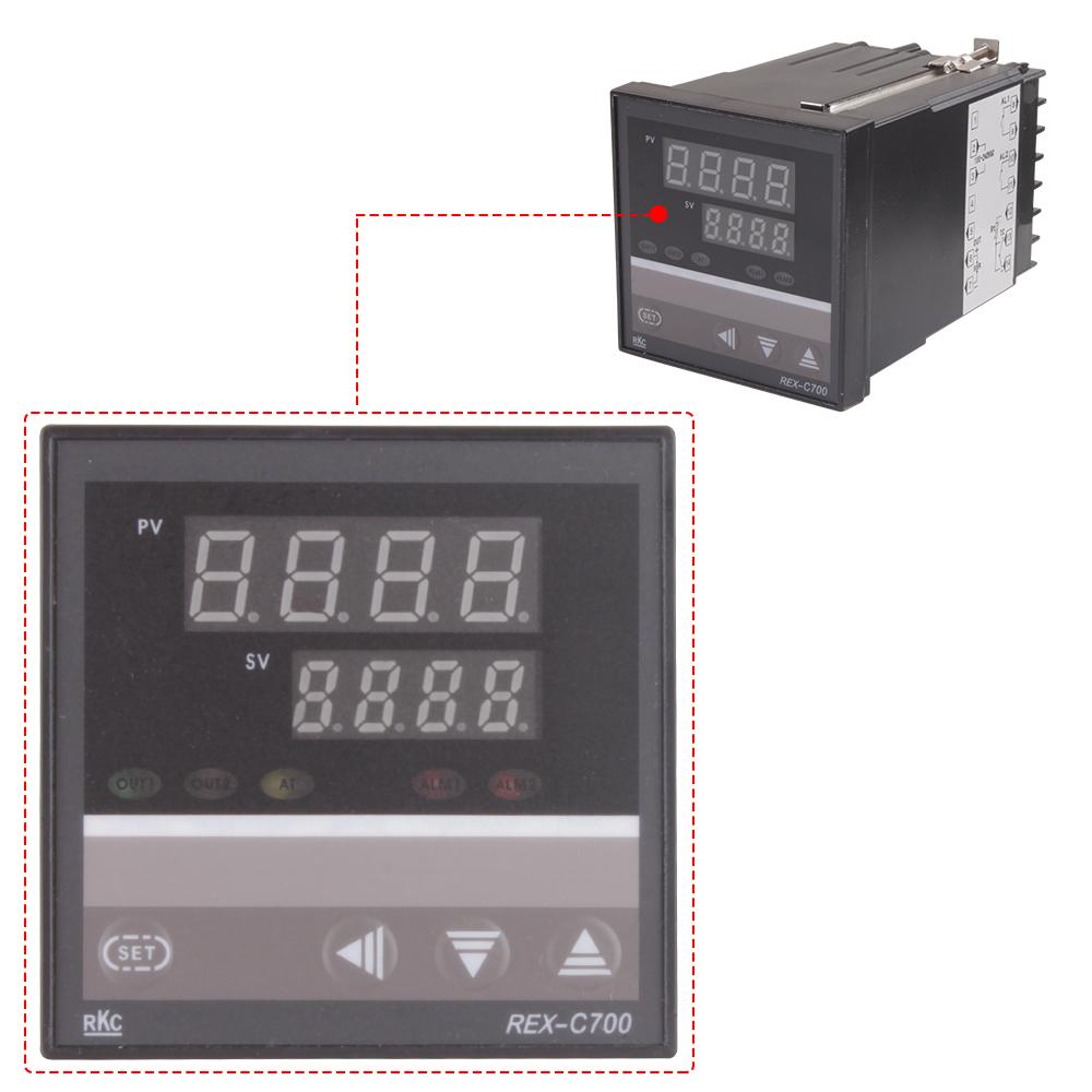 Rex Digital Temperature Controller  Smart Temp Controller