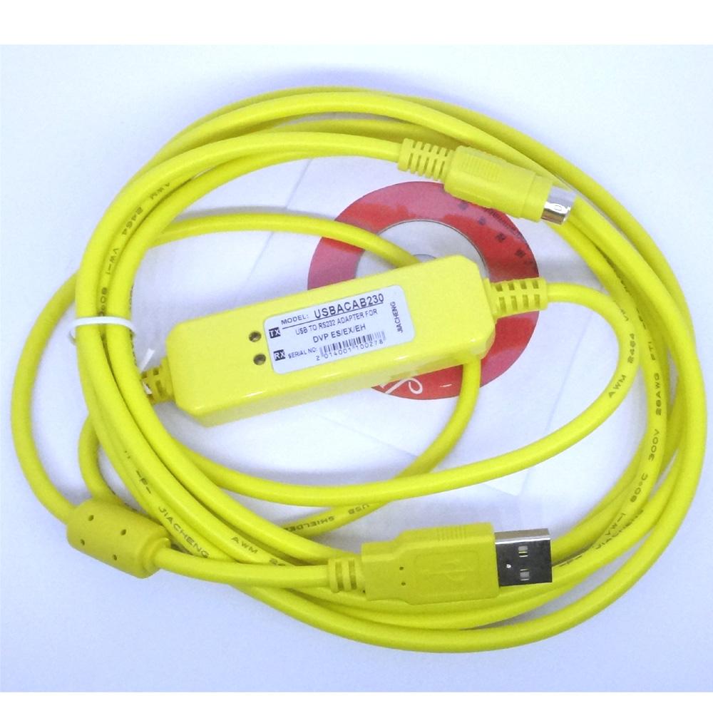 Industrial USB//RS232 USB//Serial PLC Programming W7 XP Windows 10