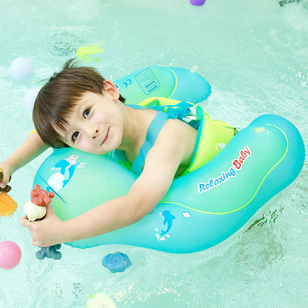 Details about Inflatable Baby Swimming Ring Infant Armpit Floating Kids  Swim Pool Accessories