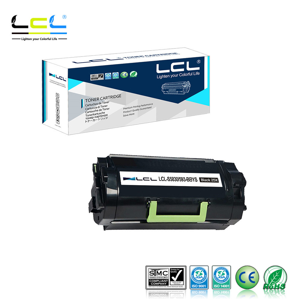 SuppliesOutlet Compatible Toner Cartridge Replacement for Lexmark 521H 52D1H00 High Yield Black,2 Pack