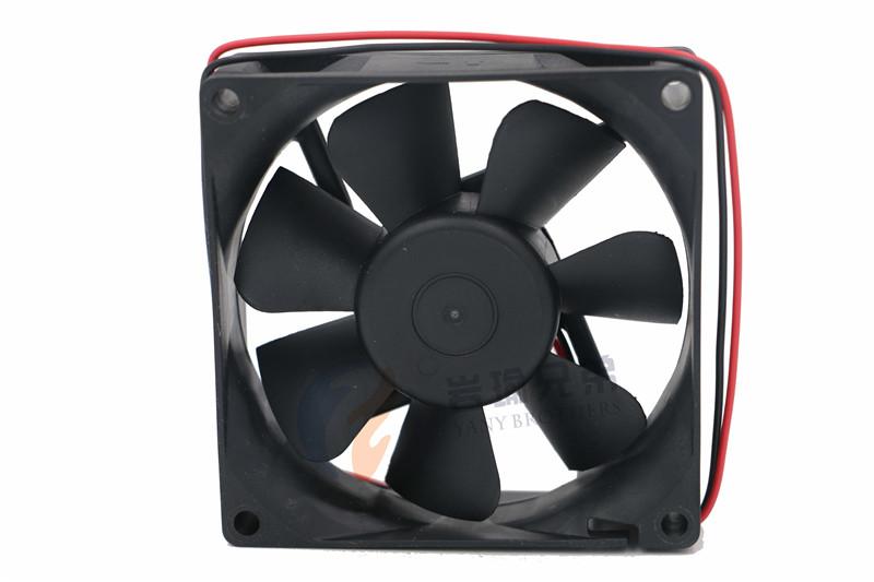 BI-SONIC BP802524HL-03 24V 0.25A 8CM 80*80*25MM 2Pin Cooling Fan