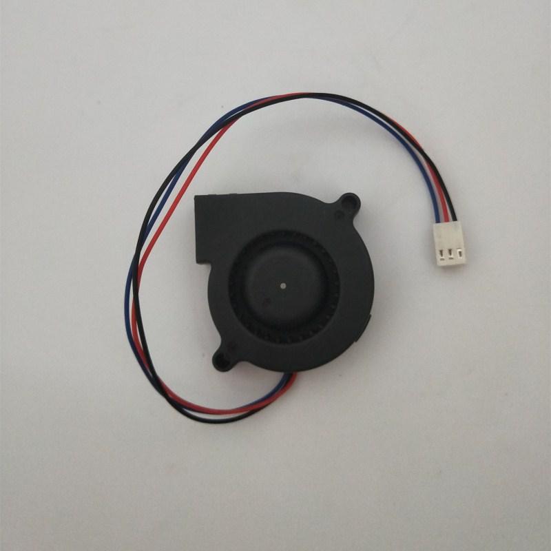 1 PCS DELTA Fan  BFB0512HH  5CM 5015 DC12V 0.32A 3 Pin