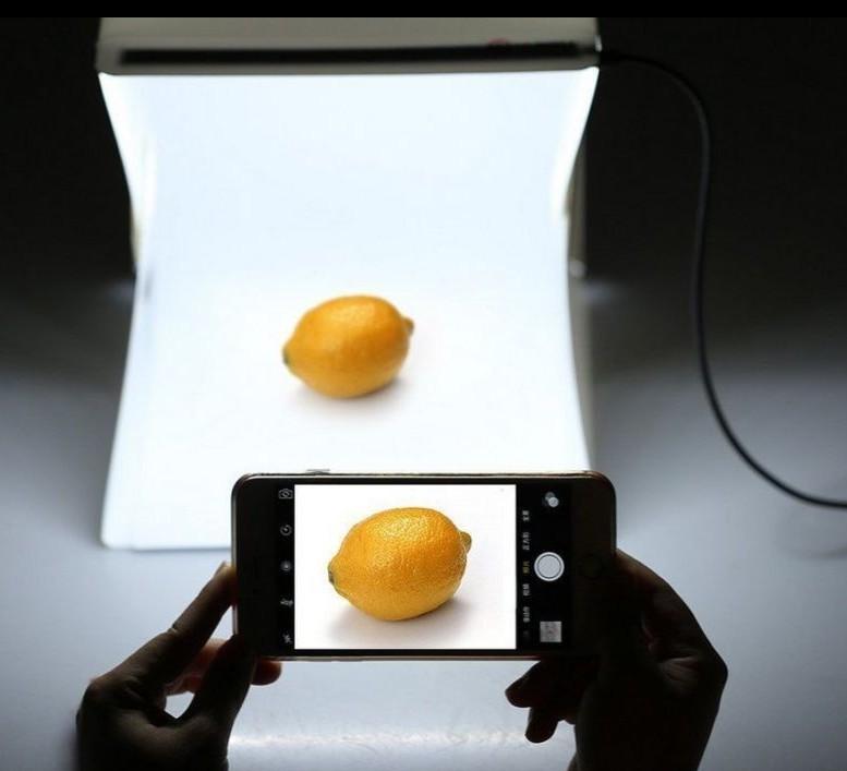Aufnahmetische & Lichtwürfel Geschickt Led Fotostudio Ministudio Lichtwürfel Lichtzelt Photo Box Lichtkasten Tragbar Cy Foto & Camcorder