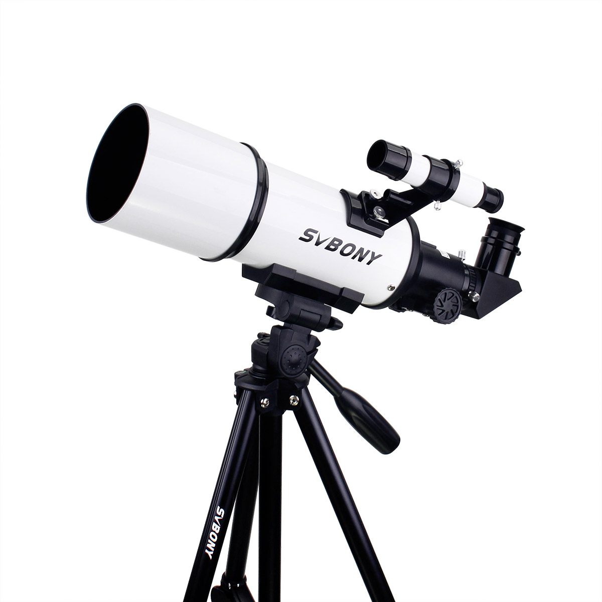Details about SVBONY SV20 80mmRefractor Telescope Fully Coated Glass  Optical+Tripod+Adapter AU