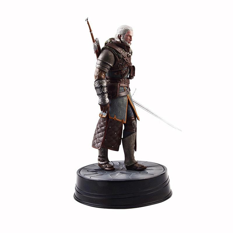 Wild Hunt Geralt Grandmaster dendrolague Figure-NEUF The Witcher 3