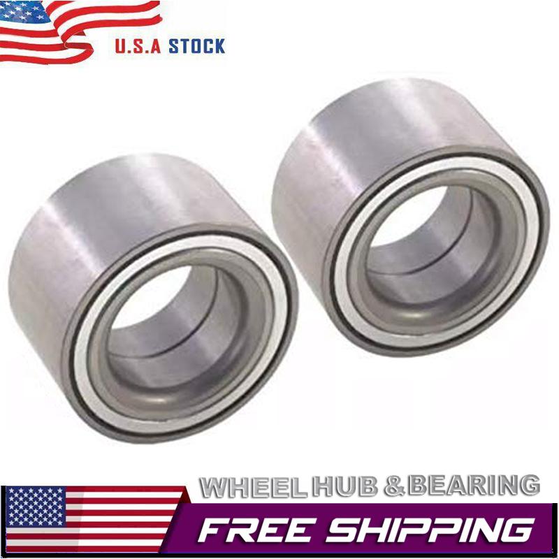 Set Of 2 Front Wheel Bearing For 2014 2015 2016 Fits Acura