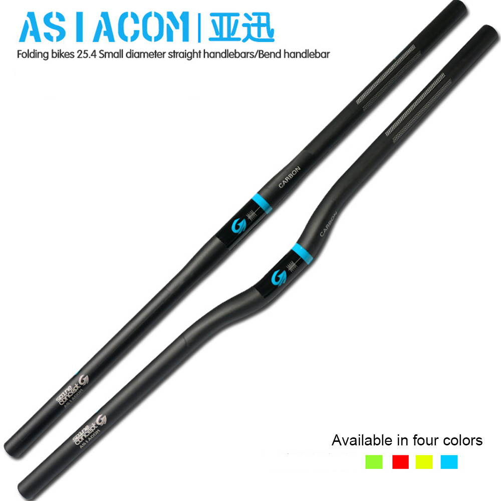 1 Paired Carbon Fiber Glossy Bicycle Road MTB Bike Handlebar Rest Bar End
