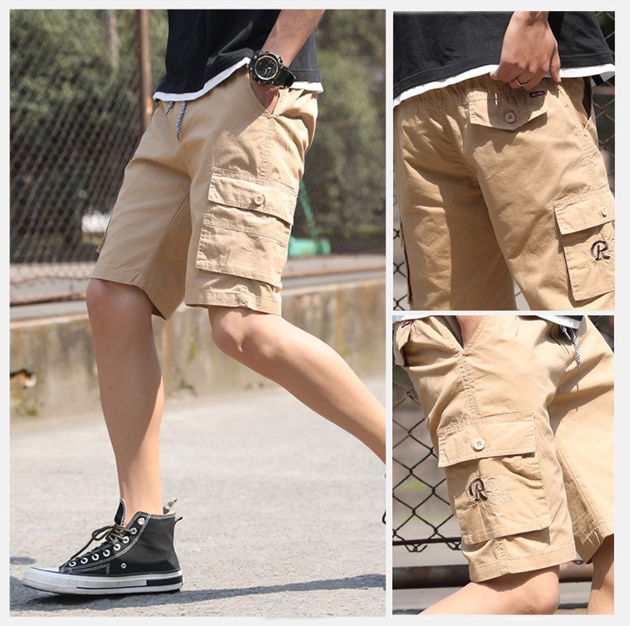 Reg and Big /& Tall Sizes Cargo Shorts UNIONBAY Mens Survivor Belted Cargo Short
