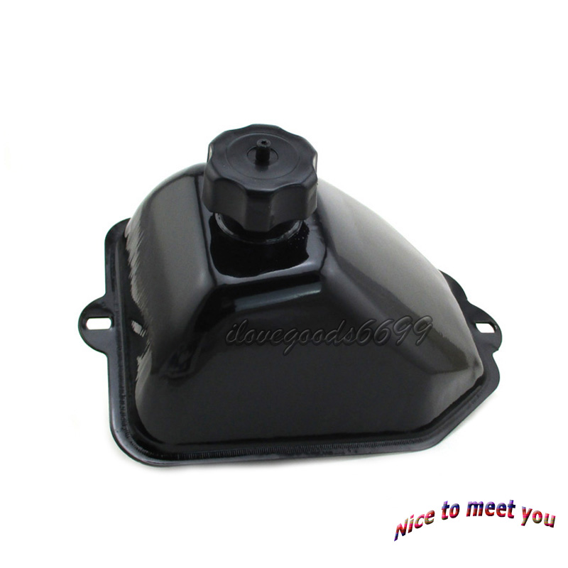 Chinese ATV Metal Gas Fuel Tank for Coolster 110cc 125cc Quad 3050 3125