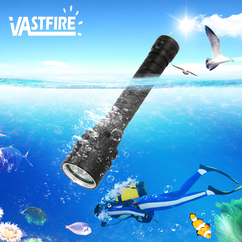15000LM 3LEDs SCUBA DIVING UNDERWATER 100M FLASHLIGHT TORCH WATERPROOF HIKING