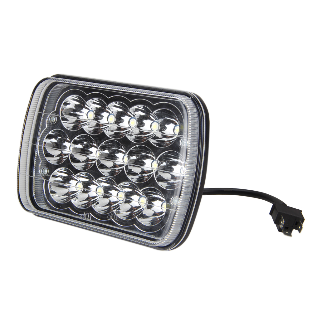Daftar Harga Signal Lamp For Kijang Grand Crystal Update 2018 Manzone Comet 2 Black Mznmzy18 01spmals048bk Xs Hitam Xl Details About 7x6 Chips 15 Led Hid White Light Clear Sealed Beam Headlamp Headlight