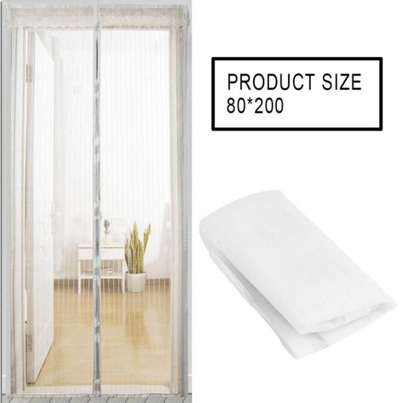 insektenschutz fenster magnet vorhang netz fliegengitter balkont r 120 210 cm ebay. Black Bedroom Furniture Sets. Home Design Ideas