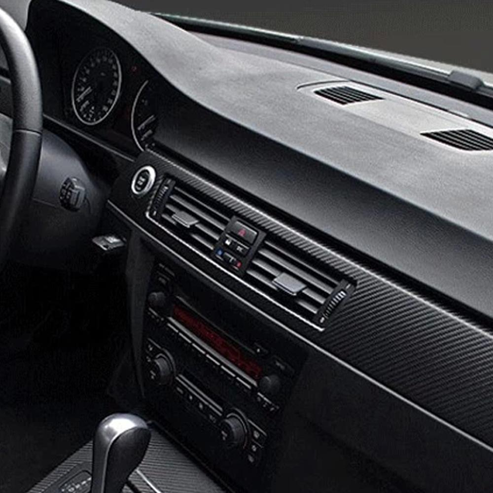 50 x16 zoll 3d carbon folie selbstklebend auto klebe for Folie selbstklebend