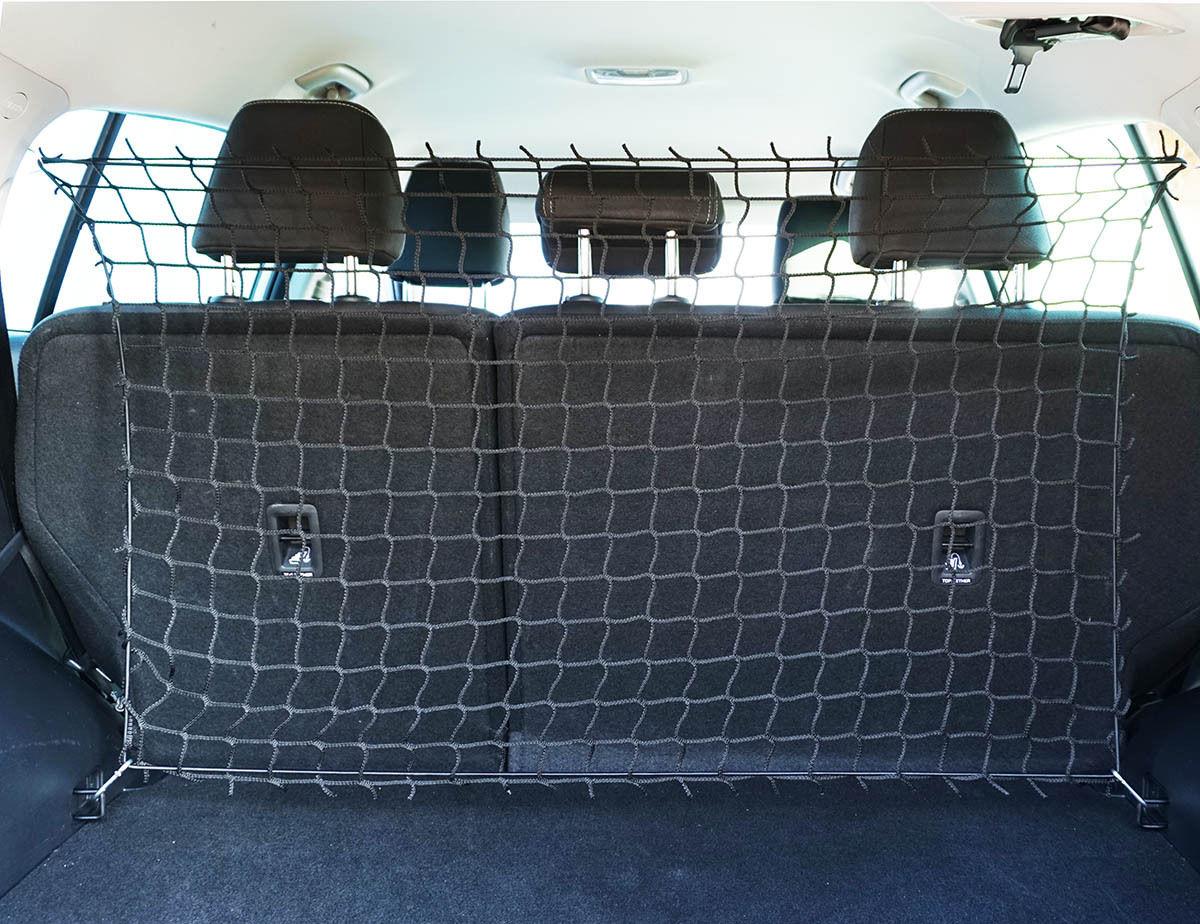110x60cm Gepäcknetz 4 Haken Kofferraumnetz Trennnetz Abdecknetz für Auto//KFZ OE