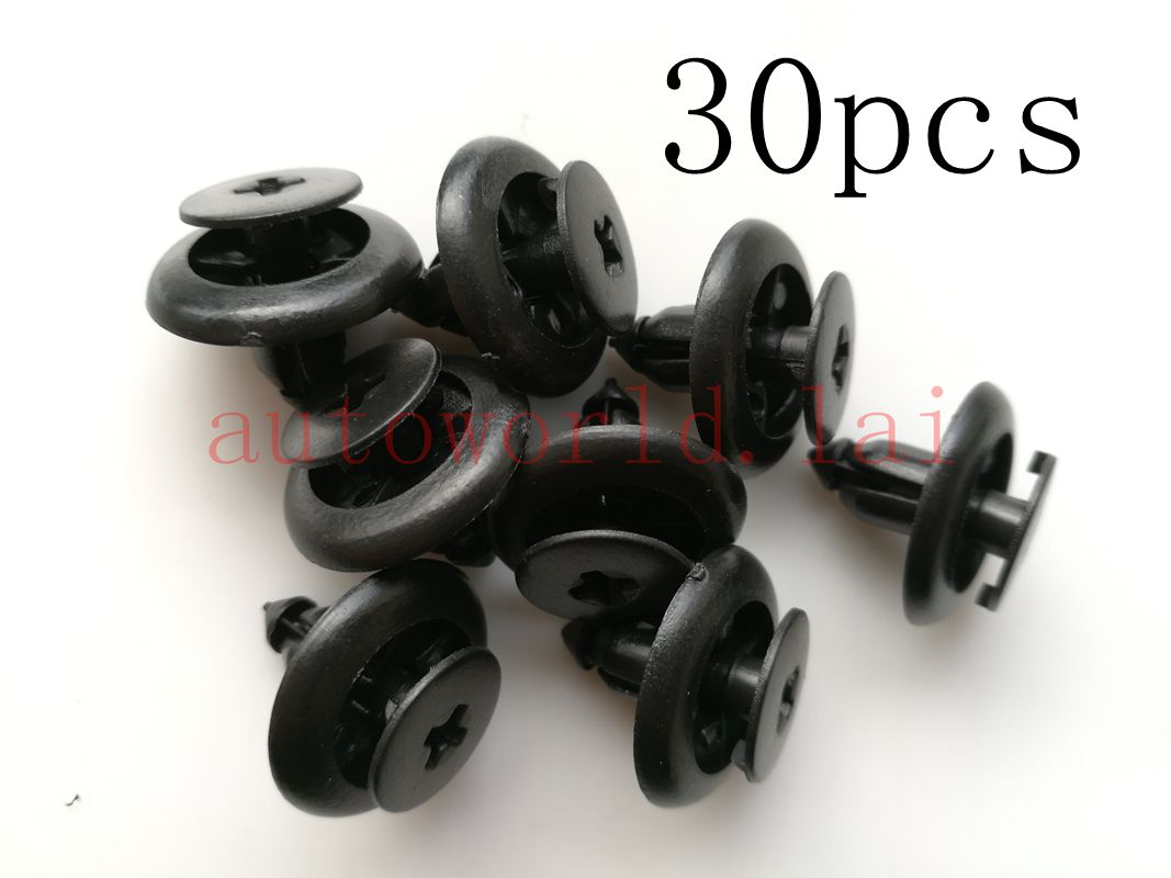 20x Back Garnish Trim Panel Clip Retainer A19490 For Toyota Tacoma 90467-06150