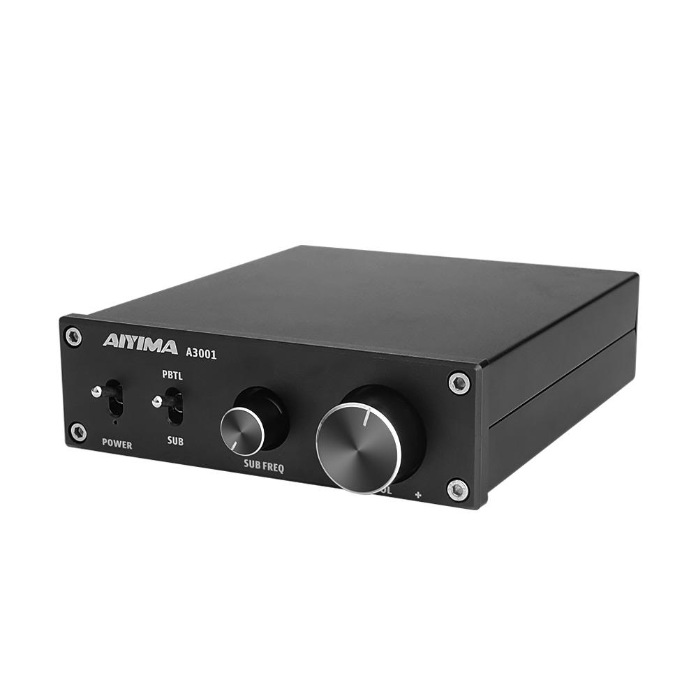 Subwoofer Amplifier 300W HIFI Mono Power Amplifiers Class