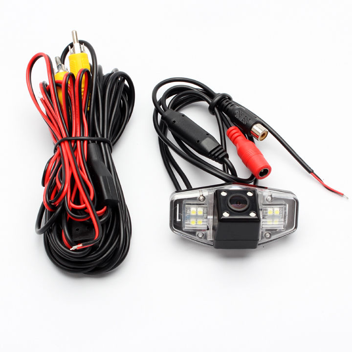 COLOR HD CCD SENSOR CAR REAR VIEW PARKING CAMERA FOR HONDA