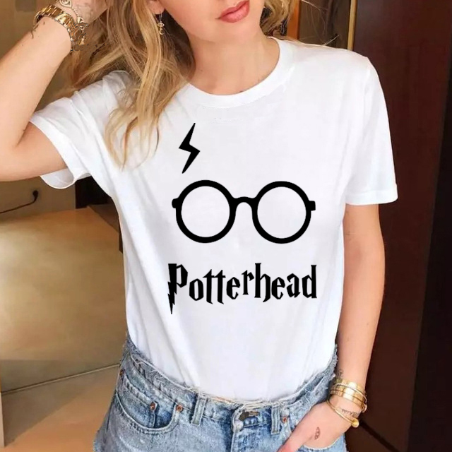 94951742389 Harry potter T-shirt Unisex Tee Shirt Funny Wizard Shirt Tops S M L XL XXL  XXXL