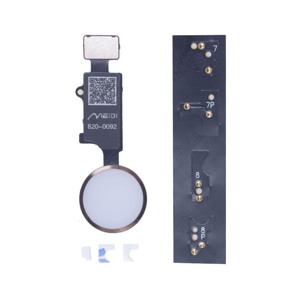 newest 35722 48384 JC Home Button Fingerprint Flex Cable Replace w/Repair Tool For ...