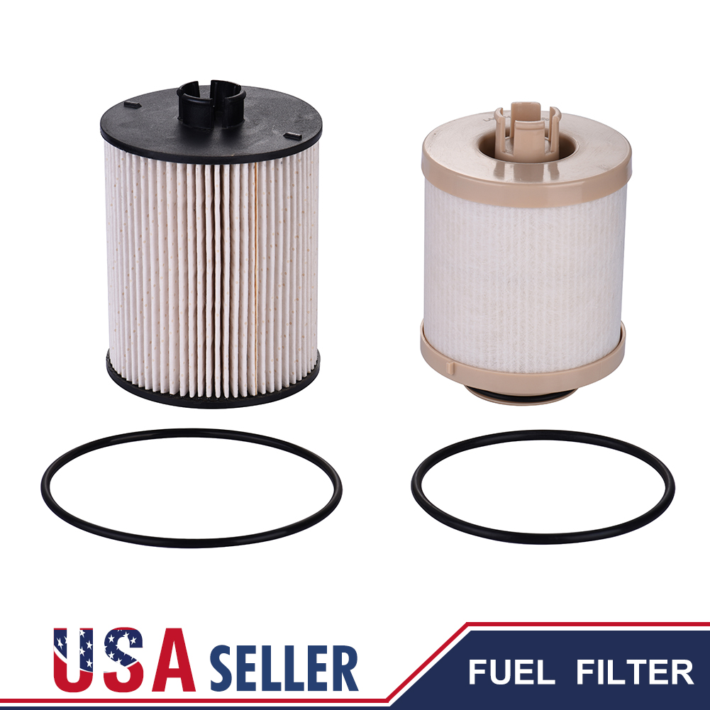 Diesel Fuel Filter Kit For 2008 2010 Ford F 250 F 350 F