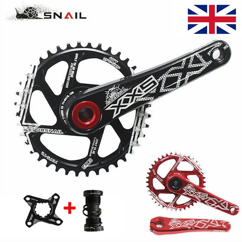 34//36//38//40t MTB Bike Direct Mount Crankset BB Crank Convert GXP Chainring 104mm