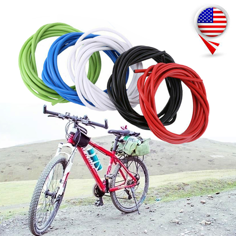 Bicycle MTB Shift Line Brake Cable Sets Road Bike Universal Housing Kit Smooth