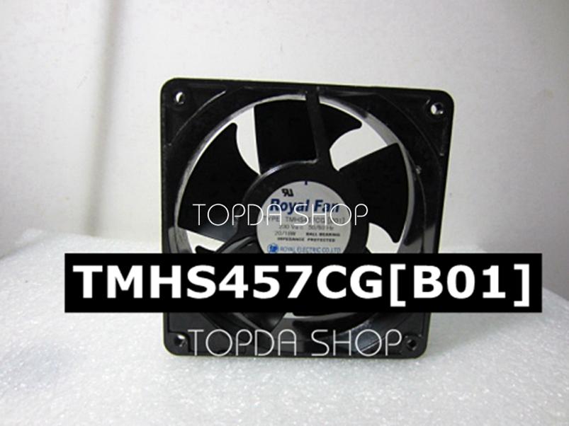 For ROYAL FAN TYPE UTHS457C 120*120*38mm 230V 20//18W All metal cooling fan