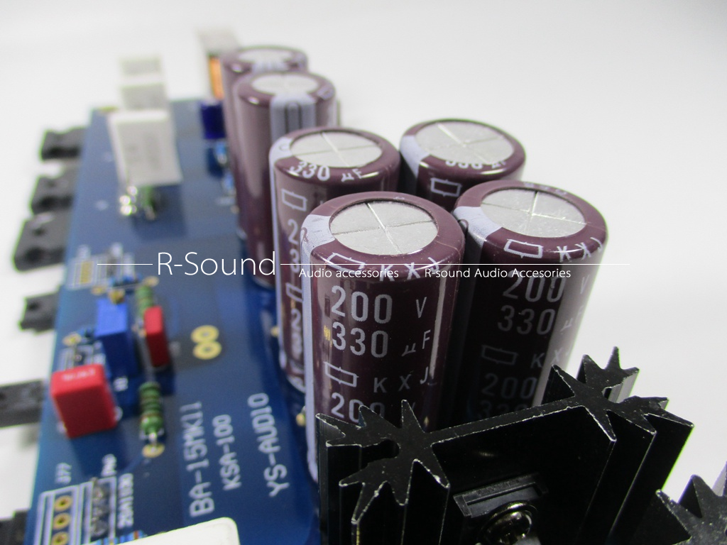 Ttc5200 Tta1943 Hifi Ksa100 Circuit Class A Or Ab Power Amplifier Design With Ic Lme49810 Electronic Board