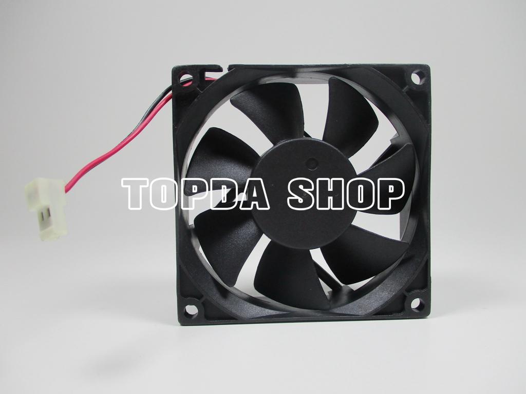 1pc ADDA AD0824MS-A71GL Ventilateur 8025 24 V 0.10 A 2pin #M2790 QL