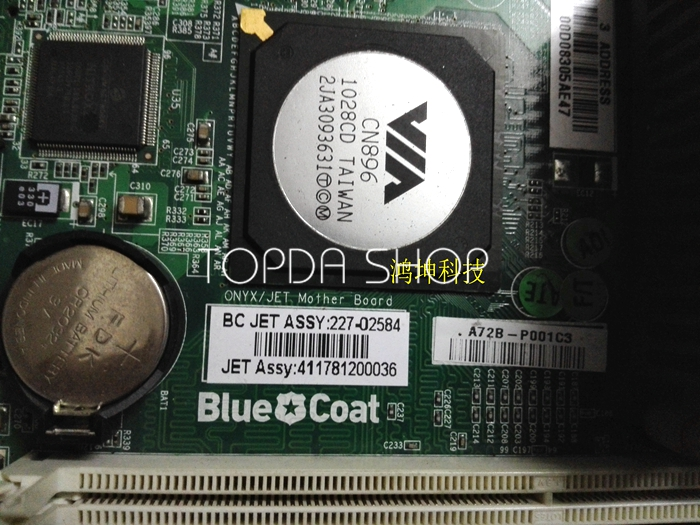 1PC AW-B651 Rev:A1 Low power 3.5 inch  Soft routing Motherboard#ZH