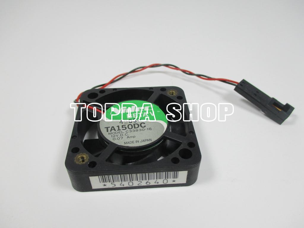 NIDEC TA150DC C33830-16 inverter fan 40*40*10mm 12V DC 0.07A 2pin