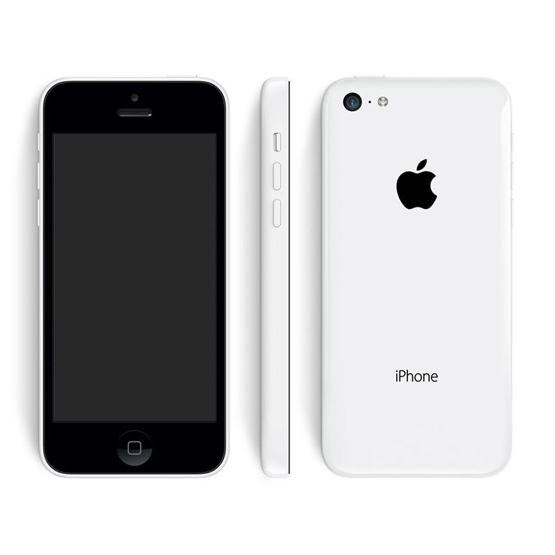 Apple Iphone 5C 8GB 4-inch 4G LTE Mobile Phone Wi-Fi ...