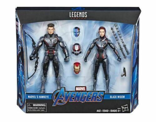 Hasbro Marvel Legends Avengers 4 Marvel S Hawkeye Black