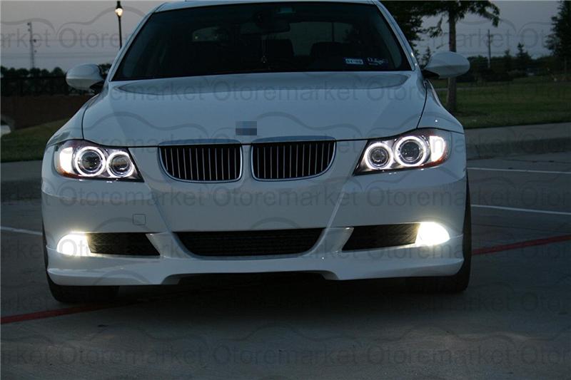 2008 BMW 550I Problems >> 2X LED Halo Angel Eyes Light Bulb For BMW E39 E63 X5 E83 5 6 7 Series 2002-2008 | eBay