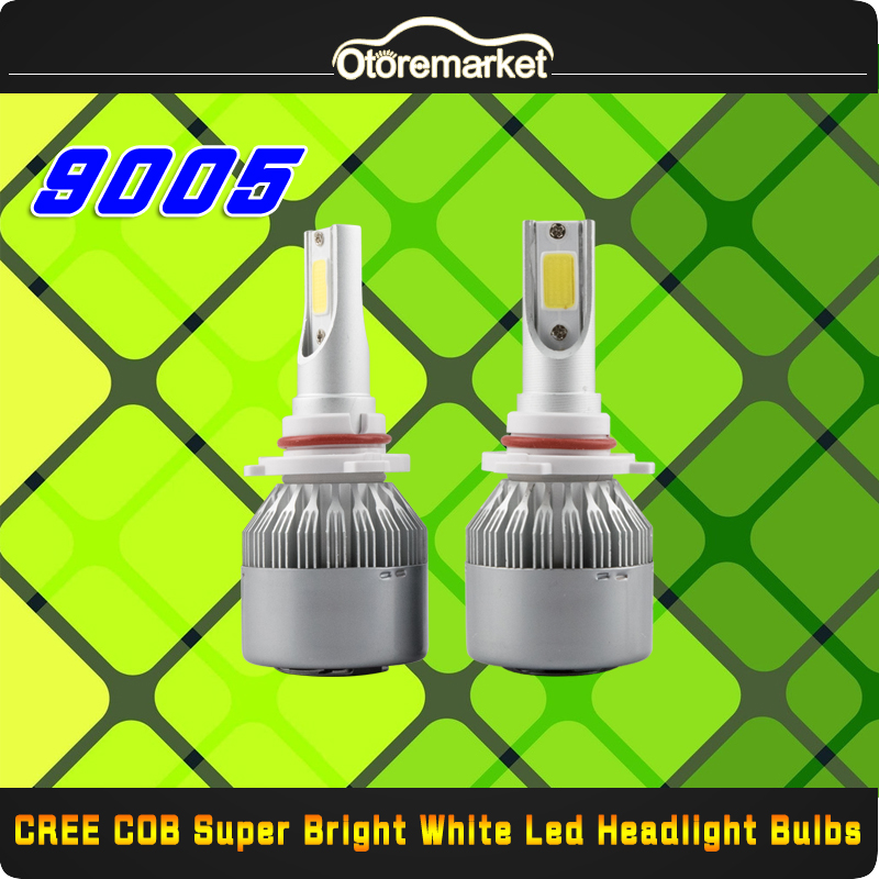 9005 LED Headlight Bulb Kit High Beam For Acura NSX EL CSX