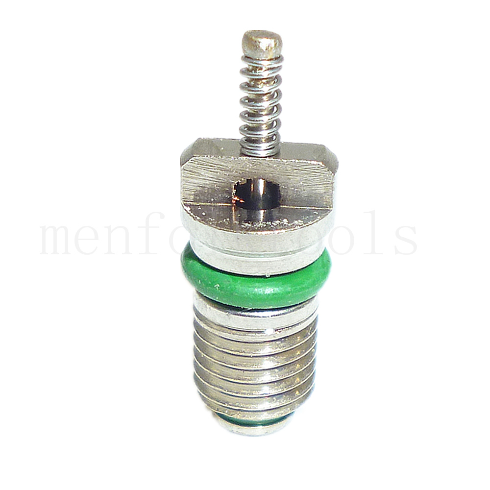 5 Corrosion Resistant Valve Core Stem Replace Air Conditioning Refrigerant R134a
