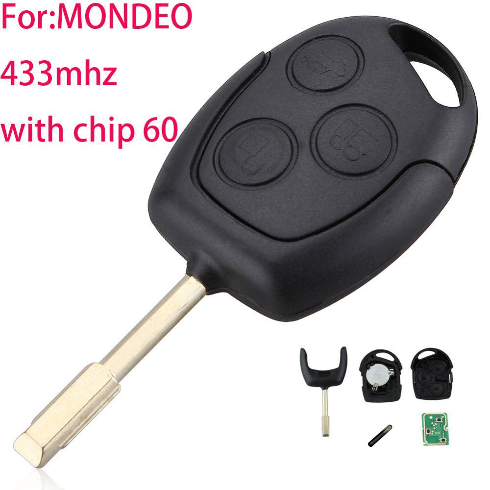 auto schl ssel fernbedienung 433 mhz funk 3 tasten platine. Black Bedroom Furniture Sets. Home Design Ideas