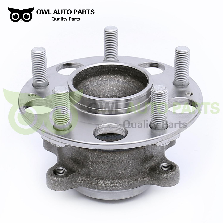 Wheel Hub Assembly For 2004-2008 Acura TSX 2005-2007 Honda Accord Hybrid Rear