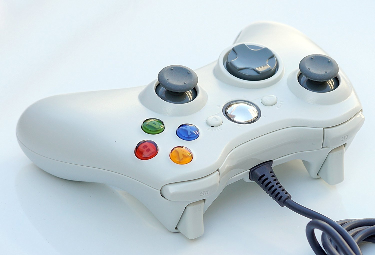 USB Wired Game Gaming Pad Controller for Xbox 360, Windows 7 (X86 ...
