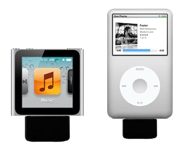 bluetooth adapter for ipod classic 120gb 160gb iphone. Black Bedroom Furniture Sets. Home Design Ideas