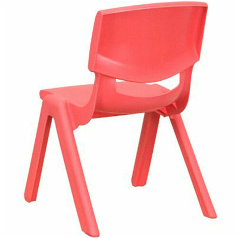 4pcs Children Plastic Table Chair Set Kid Chairs Activity Outdoor And Indoor Us