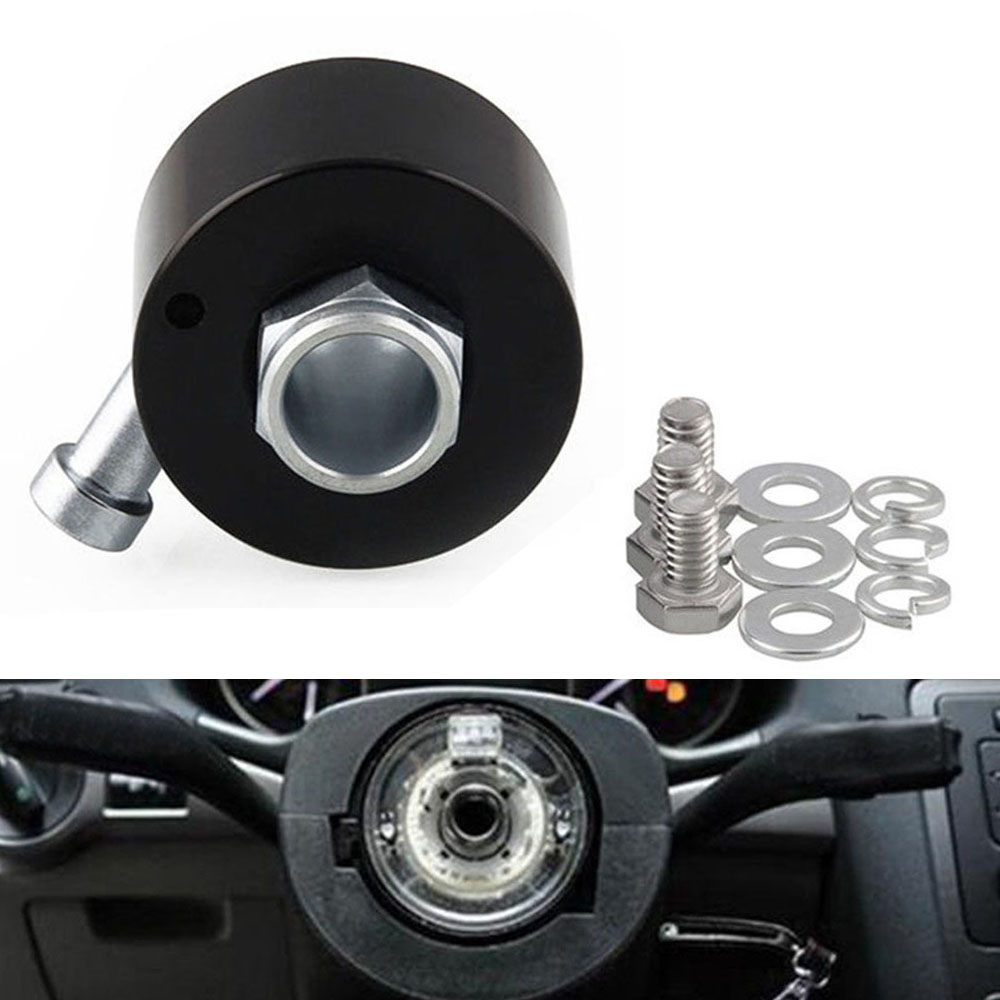 Excellent Quality 360 Steering Wheel Quick Release Disconnect Hub Fast Shipping